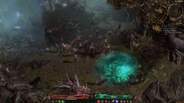 """Grim Dawn """"Monster Power - увеличение агрессии и количества противников"""""""