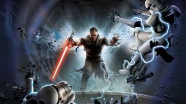Демонстрация геймплея Star Wars: The Force Unleashed с русской озвучкой