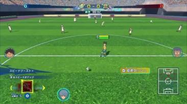 Опубликовано видео с игровым процессом Inazuma Eleven: Ares no Tenbin