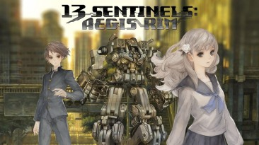 Продано 400 тысяч копий 13 Sentinels: Aegis Rim