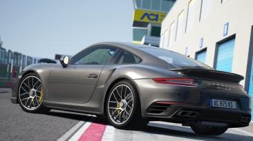 Вышел третий набор автомобилей Porsche для Assetto Corsa на ПК