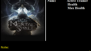 Mortal Shell: Трейнер/Trainer (+2) [1.0] {Abolfazl.k}
