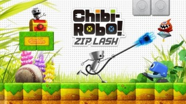 Новый трейлер и поддержка amiibo в Chibi-Robo! Zip Lash
