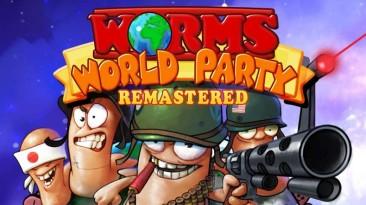 Первые оценки Worms World Party Remastered