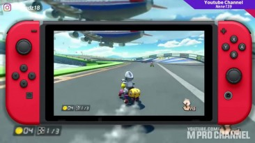 Эволюция Mario Kart 1992 - 2019