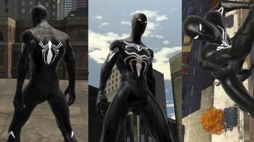 """Spider-Man: Web of Shadows """"Черный концепт костюма"""""""