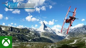 Вышло обновление мира #6 для Microsoft Flight Simulator