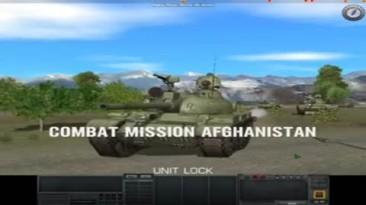 "Combat Mission: Afghanistan ""Геймплей: танк"""