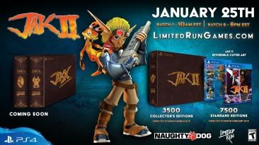 Limited Run Games представила коллекционное издание Jak II для PlayStation 4