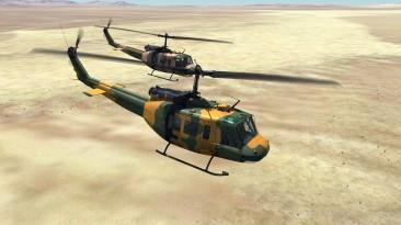 "DCS World ""UH-1H Iroquois: Армия Турции"""