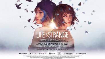 В сеть утёк трейлер Life is Strange Remastered Collection с E3 2021 и дата выхода