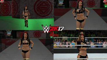 "WWE 2K17 ""Zelina Vega '21 Наряд (Лицевая анимация) WWE 2K19 Порт Мод"""