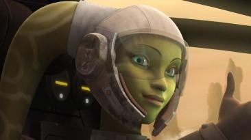 """Инсайдеры: Lucasfilm заменит Джину Карано на героиню мультсериала """"Звездные войны: Повстанцы"""""""