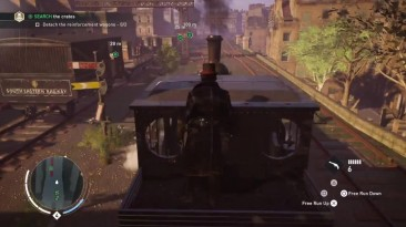 "Assassin's Creed: Syndicate ""Баг - Замуровали демоны"""