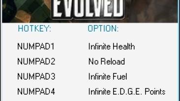Front Mission Evolved: Трейнер (+6) [1.1] {SER[G]ANT}