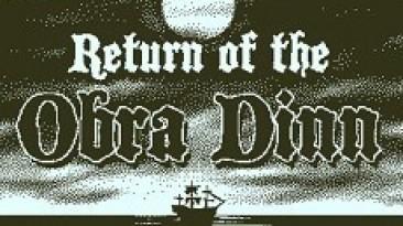 Return of the Obra Dinn - Лукас Поуп прокомментировал возможность портирования игры на Nintendo Switch