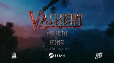 Вышло обновление Hearth & Home для Valheim