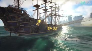 Обзор Atlas - новые пираты идут на дно