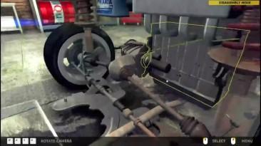 """Car Mechanic Simulator 2014 """"Трейлер"""""""