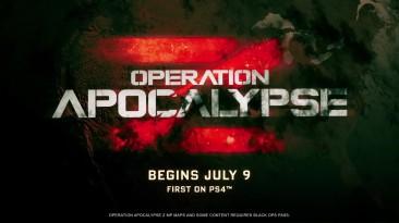 Трейлер новой операции для Call of Duty: Black Ops 4
