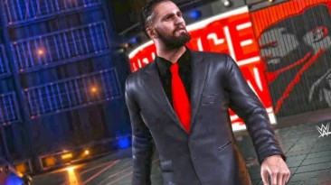 "WWE2K18 ""Мод Seth Rollins Updated Attire"""