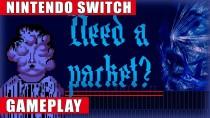 Видео геймплея безумного симулятора кассирши Need a Packet? для Switch