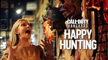 Разработчики зомбировали улицу в Лондоне, чтобы отпраздновать грядущий релиз Call of Duty Vanguard
