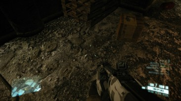 """Crysis 2 """"Заменяет Алькатраса на Морпеха"""""""