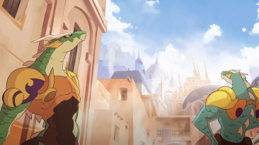 Анимационный трейлер JRPG Astria Ascending