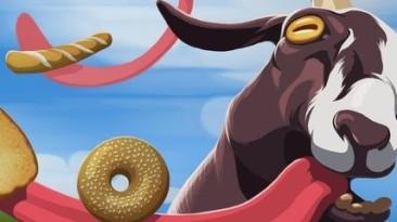 Что получится, если Goat Simulator и I am Bread займутся любовью?