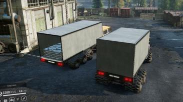 """SnowRunner """"Дополнение Truck Box v0.2 (v15.0)"""""""