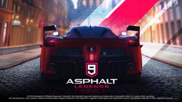 Asphalt 9 начала покорять мобильный мир с Филиппин