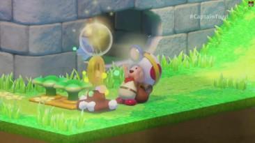 """Captain Toad """"E3 2014 Дебютный трейлер"""""""