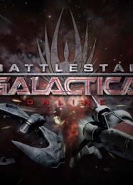Обложка игры Battlestar Galactica Online