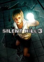 Обложка игры Silent Hill 3