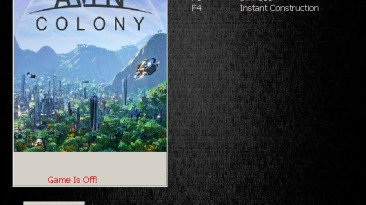 Aven Colony: Трейнер/Trainer (+4) [1.0.23669] {MrAntiFun}