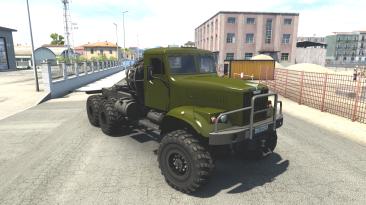 "Euro Truck Simulator 2 ""КрАЗ 255-258 1967г"""