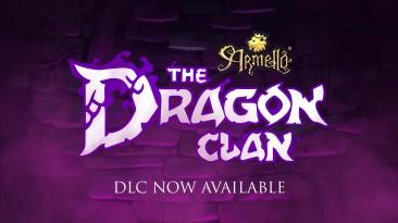 Трейлер дополнения The Dragon Clan для Armello