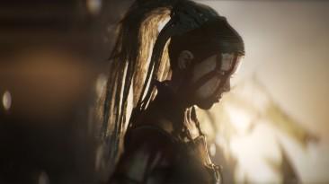 Новое изображение Senua's Saga: Hellblade II демонстрирует эксперименты с кинематографическим освещением