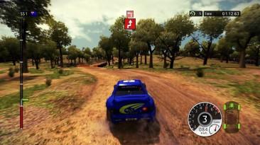 Мой маленький обзор на WRC 2: FIA World Rally Championship