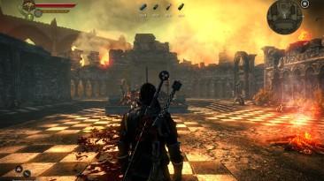 The Witcher 2: Assassins of Kings / Ведьмак 2: Убийцы Королей: Сохранение/SaveGame (Эпилог игры. Путь Йорвета. Тёмная)