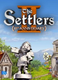 Обложка игры The Settlers 2: 10th Anniversary