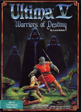 Ultima 5: Warriors of Destiny