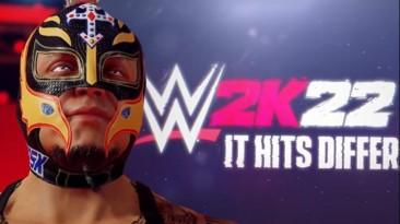 WWE 2K22 получит серию закулисных дневников разработчиков