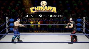 Состоялся релиз CHIKARA: Action Arcade Wrestling
