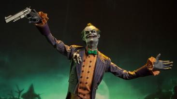 Joker и Batman Arkham Asylum от Sideshow
