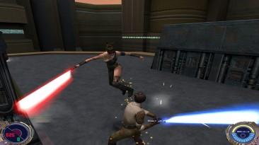 """Классические игры по """"Звездным войнам"""" сформировали современные поединки на световых мечах"""