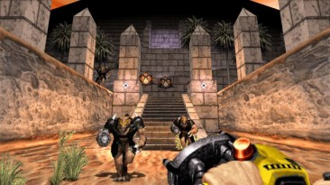 Duke Nukem 3D: 20th Anniversary World Tour - 15 минут геймплея