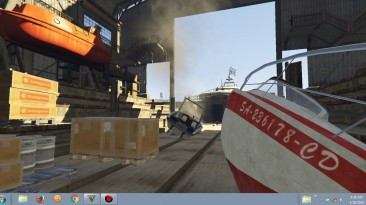 """Grand Theft Auto 5 """"Counter Strike Map"""""""