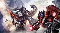 Transformers Fall of Cybertron OST